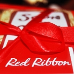 Red Ribbon Bakeshop's Meals and Cakes