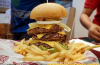 The Ultimate Burger Challenge at Buddies