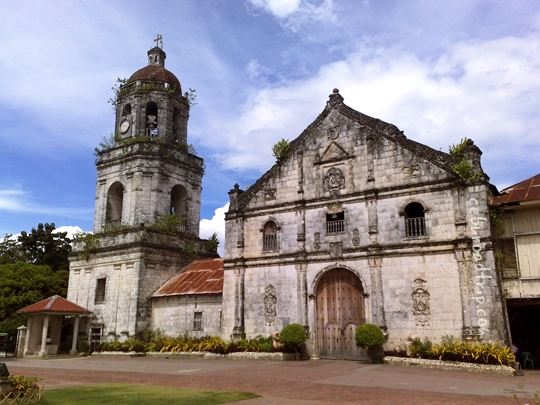 St Michael Archangel Church Argao Cebu