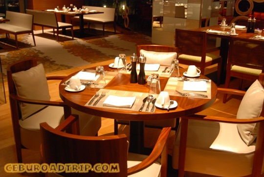 Feria restaurant at Radisson Blu Hotel Cebu