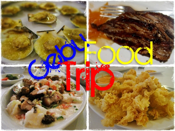 Grilled Food in Cebu