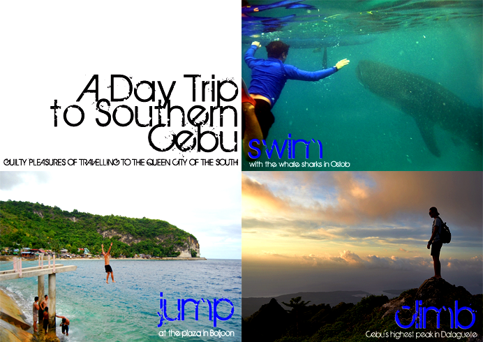 Day Trip to South of Cebu