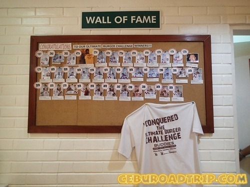 Buddies Wall of Fame