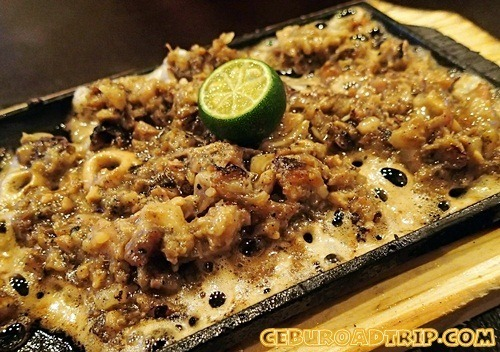 sisig at Manggahan